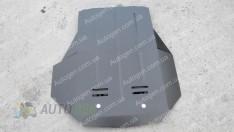 """Защита двигателя Seat Cordoba 1 (1993-2002) (без гидроусилителя) """"Titanium"""""""