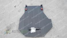 """Защита двигателя Seat Inca (1995-2003) (без гидроусилителя) """"Titanium"""""""