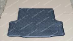 Коврик в багажник Chevrolet Aveo SD (седан) (2002-2006) (Avto-Gumm полимер-пластик)