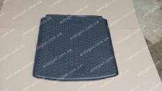 Коврик в багажник Skoda Fabia 1 Combi (универсал) (1999-2007) (Avto-Gumm полимер-пластик)