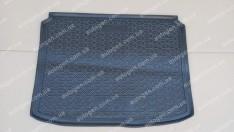Коврик в багажник Peugeot 307 HB (2001-2008) (Avto-Gumm Полиуретан)