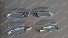 Накладки на ручки Hyundai Elantra (2000-2006) KR Хром