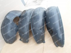 Подкрылки Chery Tiggo 1 (2005-2010) (4шт) (Mega-Locker)