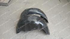 Подкрылки Hyundai Getz (2002-2011) (Задние 2шт.) (Nor-Plast)