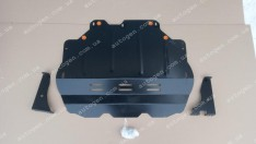 """Защита двигателя Volkswagen Jetta 6 SD (2010-2019) (сборка Америка) """"Titanium"""""""