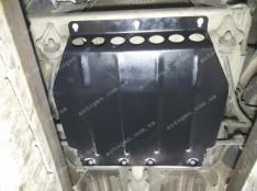 "Защита двигателя ВАЗ 2108, 2109, 21099, 2113, 2114, 2115   ""Titanium"""