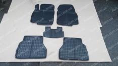 Коврики салона Ford B-MAX (2012->) (5шт) (Avto-Gumm)
