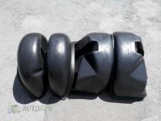 Подкрылки Fiat Punto (188) (1999-2012) (4шт) (Mega-Locker)