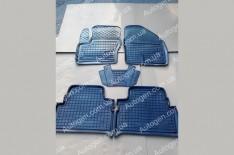 Коврики салона Ford C-MAX (2003-2010) (5шт) (Avto-Gumm)
