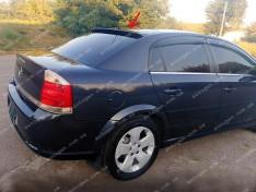 Ort-EU Козырек заднего стекла (бленда) Opel Vectra C (2002-2008) (стекловолокно Ort-EU)