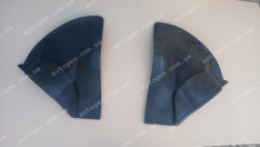 Защита бампера (подкрылки под бампером) Audi 100 (2шт)