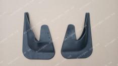 Брызговики универсальные Mud Flaps (задние) (с квадраным изгибом)