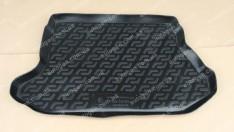 Коврик в багажник Kia Cerato 1 HB (2004-2008) (Lada-Locker)