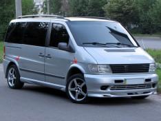 Арки расширители (фендера) Mercedes Vito W638 (1995-2003) (стекловолокно) Ort-EU