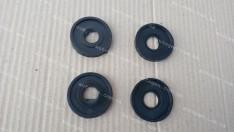 Кружки под ручки стеклоподъемника ВАЗ 2101, 2102, 2103, 2104, 2105, 2106, 2107, Нива (4шт) завод пластик