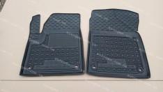 Коврики салона Jeep Cherokee (2013->) (KL) (передние 2шт) (Avto-Gumm)