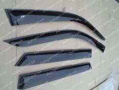 Ветровики Audi A4 B6, Audi A4 B7 Avant (универсал) (2001-2008)  CT