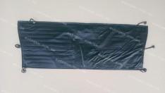 Утеплитель решетки радиатора Газ Волга 3110, 31105 мягкий черный