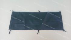 Утеплитель решетки радиатора ВАЗ 2107 мягкий черный