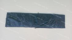 Утеплитель решетки радиатора ВАЗ 2101, ВАЗ 2102, ВАЗ Нива 2121, 21213 тайга мягкий черный