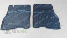 Avto-gumm Передние (2шт) Коврики салона Nissan Leaf (2018->) (передние 2шт) (Avto-Gumm)
