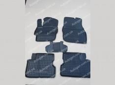 Коврики салона Mazda 3 (2009-2013) (5шт) (Avto-Gumm)