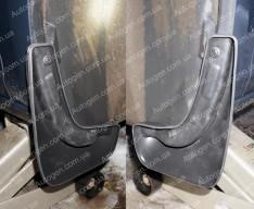 Брызговики модельные Opel Astra J HB (2009-2015) (задние 2шт.) (Lada-Locker)
