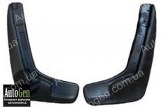 Брызговики модельные ВАЗ Largus   (передние 2шт.) (Lada-Locker)