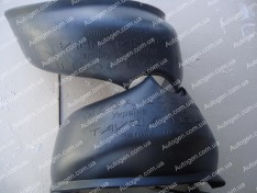 Подкрылки ЗАЗ Таврия 1102 (Задние 2шт.) (Mega-Locker)