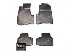 Коврики салона Honda CR-V 3  (2006-2012) (Полимерные) Lada Locker