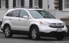Коврики в салон Honda CR-V (2007-2012)