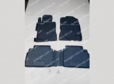 Коврики салона Honda Civic 8 (2006-2011) (седан) (4шт) (Avto-Gumm)