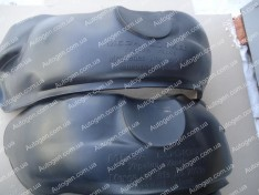 Подкрылки Mercedes Vito W638 (1995-2003) (Передние 2шт.) (Mega-Locker)