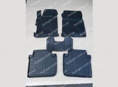 Коврики салона Honda Accord 9 (2013-2018) (5шт) (Avto-Gumm)