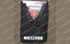 Брызговики универсальные Opel ( 2шт.) (с надписью)