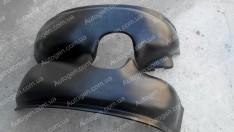 Подкрылки Kia Cerato 1 (2004-2008) (Задние 2шт.) (Nor-Plast)