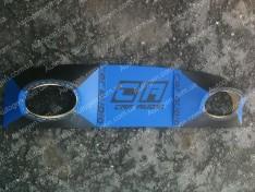 Полка акустическая ВАЗ 2101, ВАЗ 2103, ВАЗ 2105, ВАЗ 2106, ВАЗ 2107 синяя