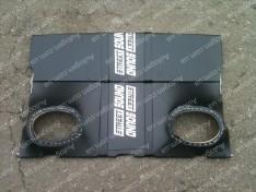 Полка акустическая ВАЗ 2104, ВАЗ 2102 черная