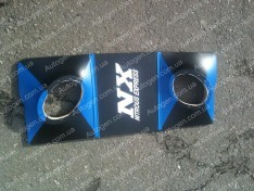Полка акустическая ВАЗ Нива 2121, 21213 синяя
