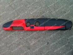 Накладка на панель ВАЗ 2101, ВАЗ 2102 красная