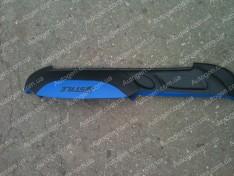 Накладка на панель ВАЗ 2105, ВАЗ 2104 синяя