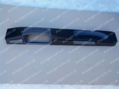 Накладка на панель ВАЗ 2108, ВАЗ 2109 низкая панель серая