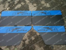 Обшивка дверей карты ВАЗ 2101, ВАЗ 2102, ВАЗ 2103, ВАЗ 2104, ВАЗ 2105, ВАЗ 2106, ВАЗ 2107 синяя