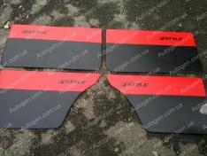Обшивка дверей карты ВАЗ 2101, ВАЗ 2102, ВАЗ 2103, ВАЗ 2104, ВАЗ 2105, ВАЗ 2106, ВАЗ 2107 красная