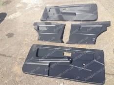 Обшивка дверей карты ВАЗ 2108, ВАЗ 2113 завод пластик