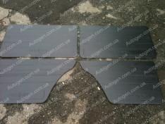 Обшивка дверей карты ВАЗ 2101, ВАЗ 2102, ВАЗ 2103, ВАЗ 2104, ВАЗ 2105, ВАЗ 2106, ВАЗ 2107 завод черные