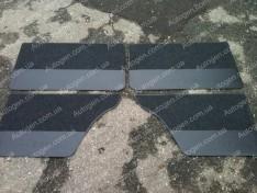 Обшивка дверей карты ВАЗ 2101, ВАЗ 2102, ВАЗ 2103, ВАЗ 2104, ВАЗ 2105, ВАЗ 2106, ВАЗ 2107 завод ворс