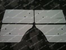 Обшивка дверей карты ВАЗ 2101, ВАЗ 2102, ВАЗ 2103, ВАЗ 2104, ВАЗ 2105, ВАЗ 2106, ВАЗ 2107 завод бежевая молдинг