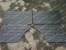 Обшивка дверей карты ВАЗ 2101, ВАЗ 2102, ВАЗ 2103, ВАЗ 2104, ВАЗ 2105, ВАЗ 2106, ВАЗ 2107 завод (без узора 07) пластик