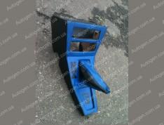 Консоль под магнитофон ВАЗ 2101, ВАЗ 2102, ВАЗ 2103, ВАЗ 2104, ВАЗ 2105, ВАЗ 2106 синяя